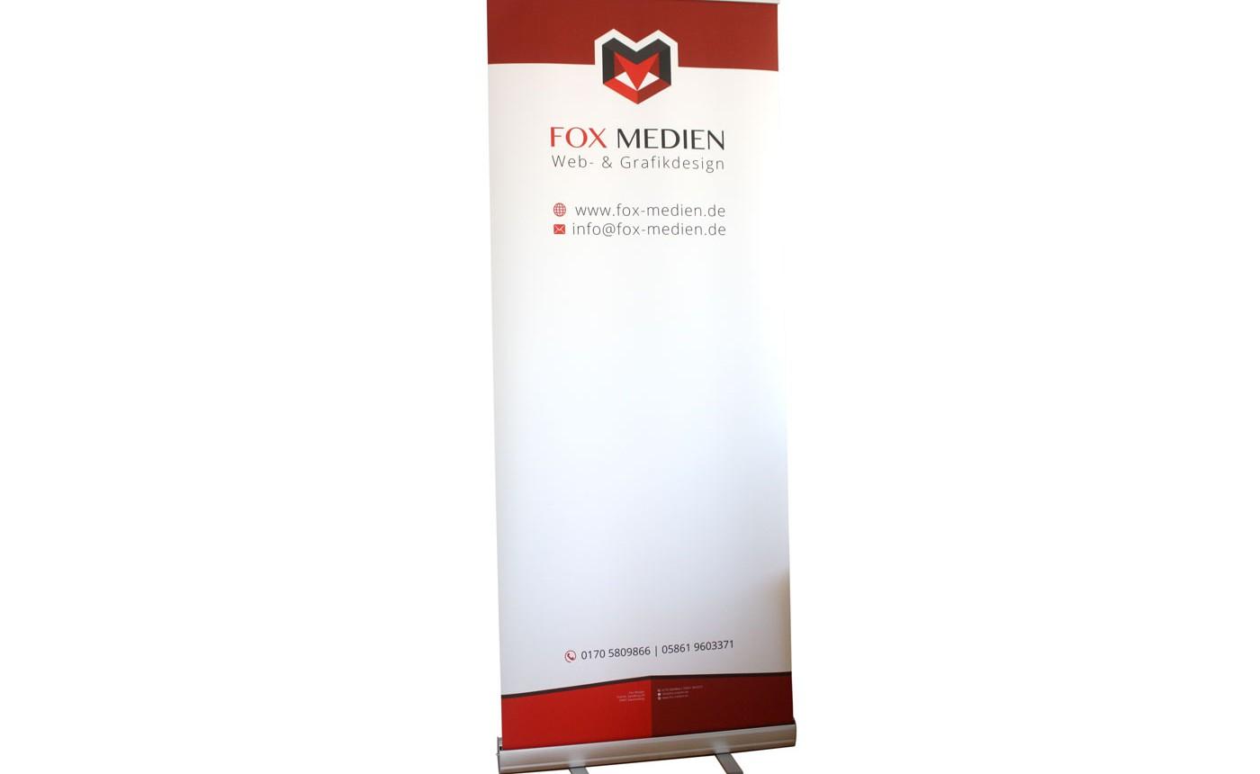 Print Referenzen Fox Medien - Lüchow-Dannenberg